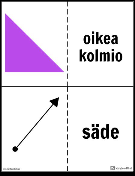 Geometrian Muistikortit