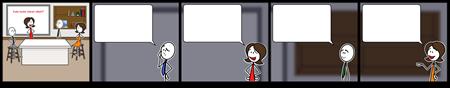Keskustelu Storyboard (with Stickies)