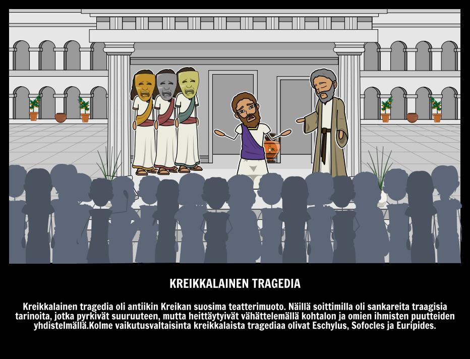 Kreikan Tragedia