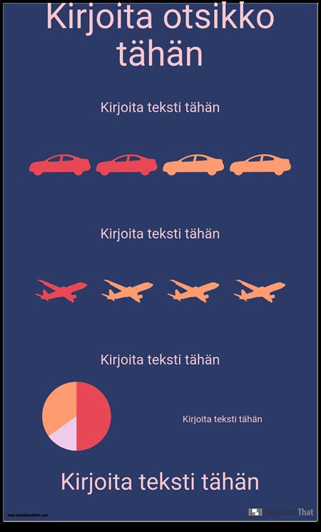 Kuljetus PSA Infographic