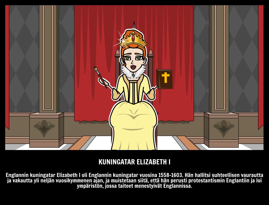 Kuningatar Elizabeth I