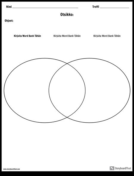 Venn-kaavio - 2