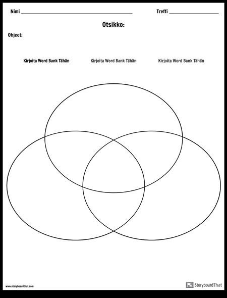 Venn-kaavio - 3