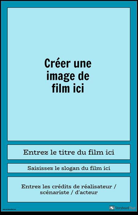 Affiche de Film 1