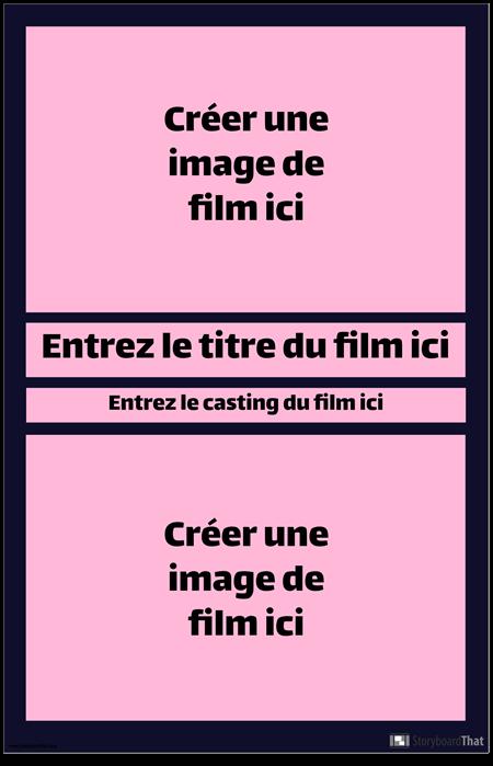Affiche de Film 2