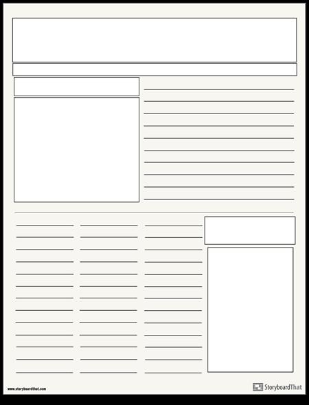 Affiche de Journal