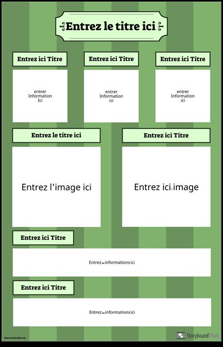 Affiche Expo-sciences Verticale