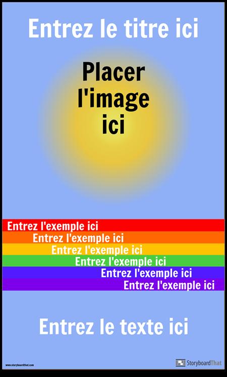 Affiche Visual Vocab