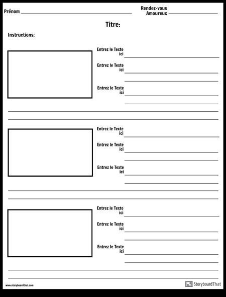 Carte des paramètres - 16x9