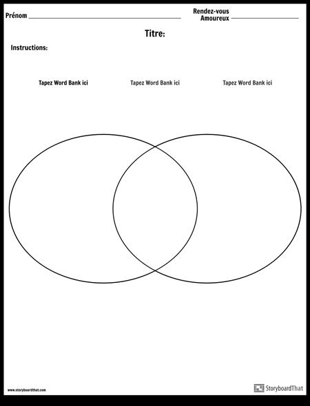 Diagramme de Venn - 2
