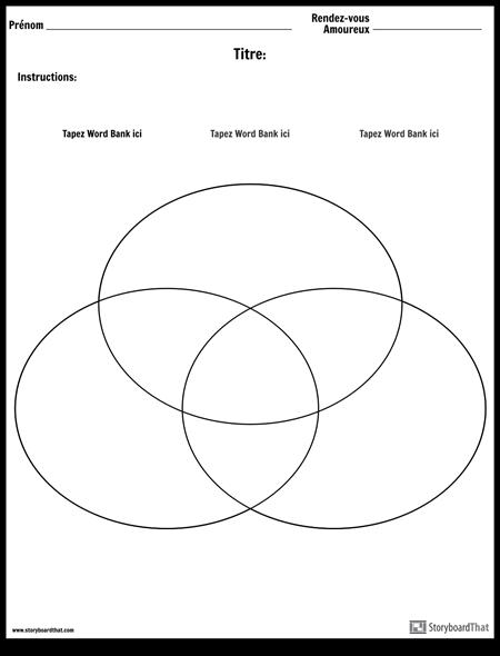 Diagramme de Venn - 3