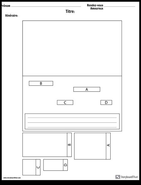 Disposition Diorama Complète