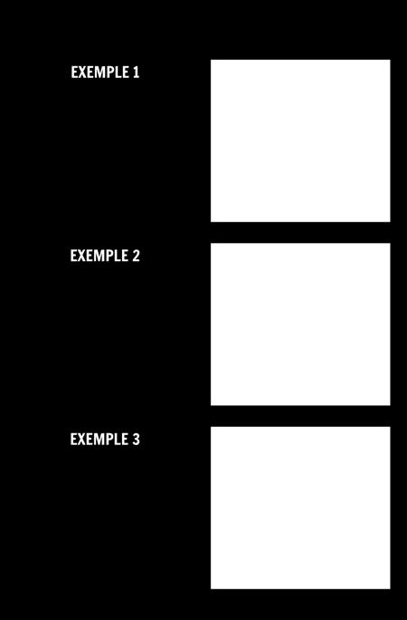 Exemples de grille
