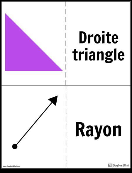 Géométrie Flashcards
