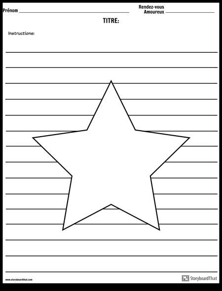 Illustration Étoile