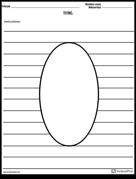 Illustration Ovale