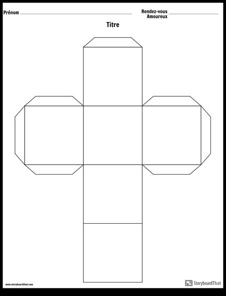 Modèle de Cube D'histoire