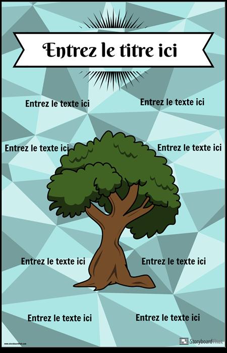 Tableau D'ancrage D'arbre