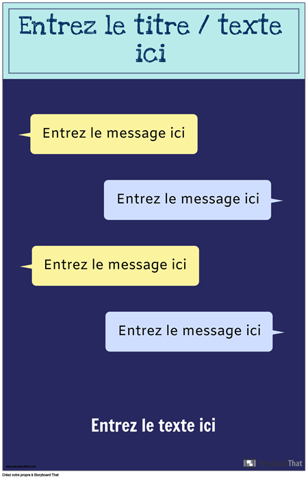 Texting PSA Template