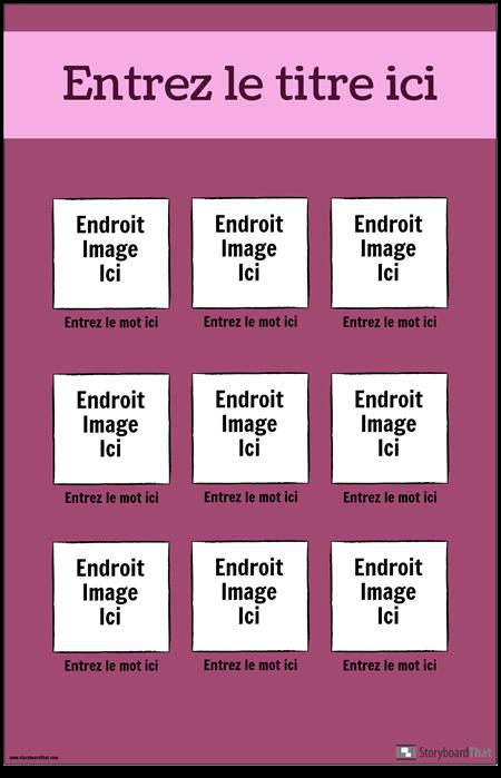Vocabulaire Visuel