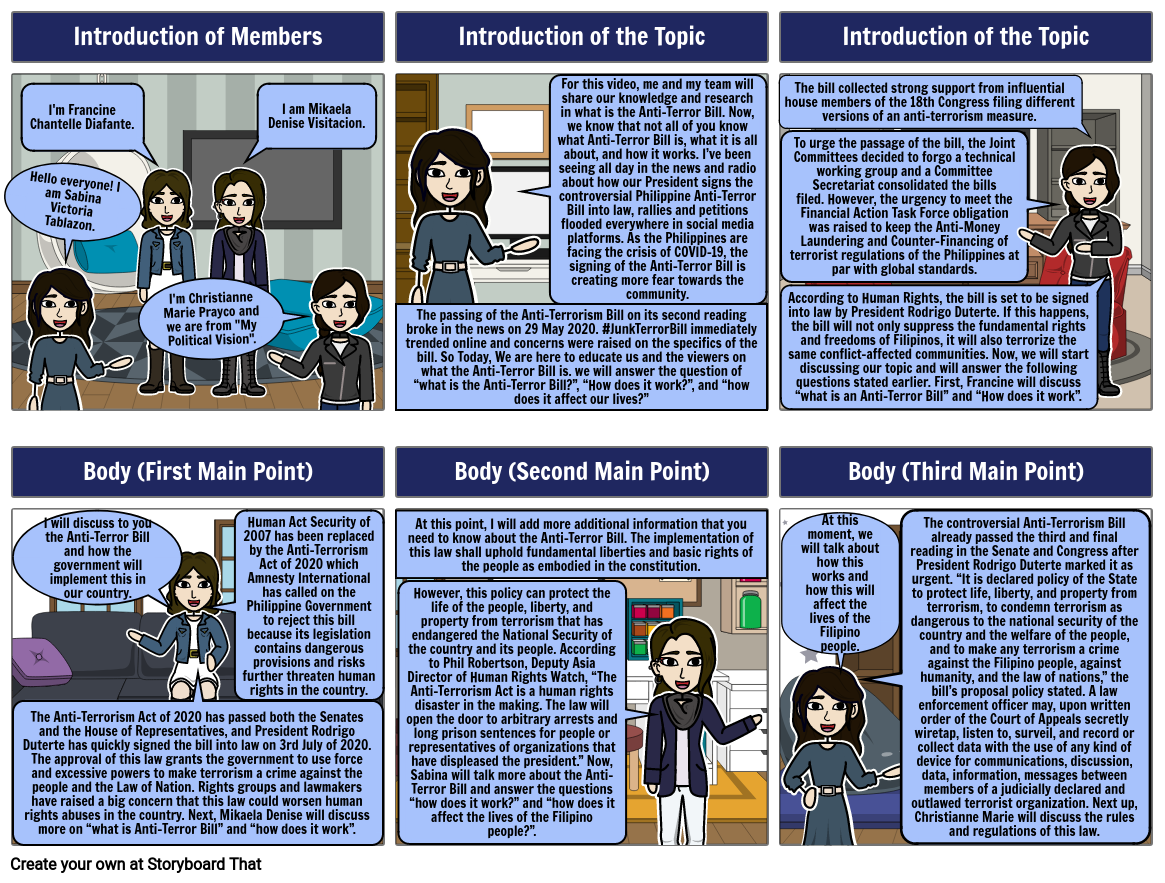 StoryBoard (Group14-8A) 1