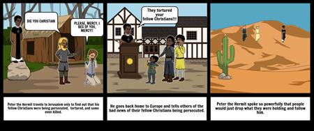 Peoples crusades; Part 2