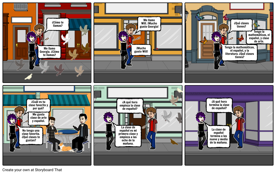 Vocabulary-Grammar Project
