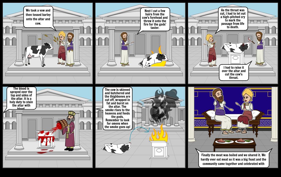 Latin Animal Sacrifice 2