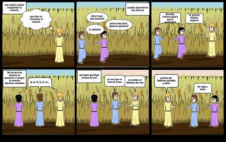 los cosechadores