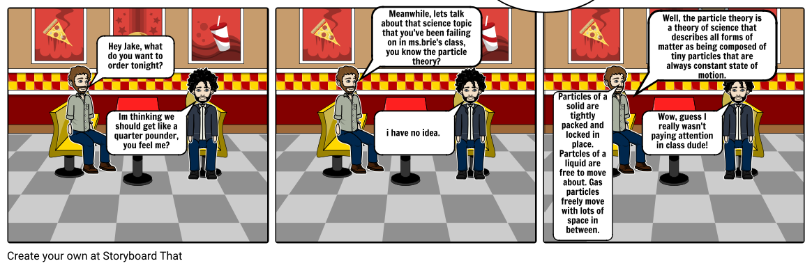 science comic 1