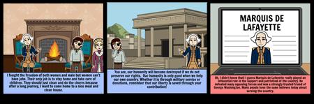 Marquis de Lafayette Part 2
