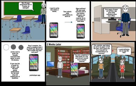 HCI Storyboard 1