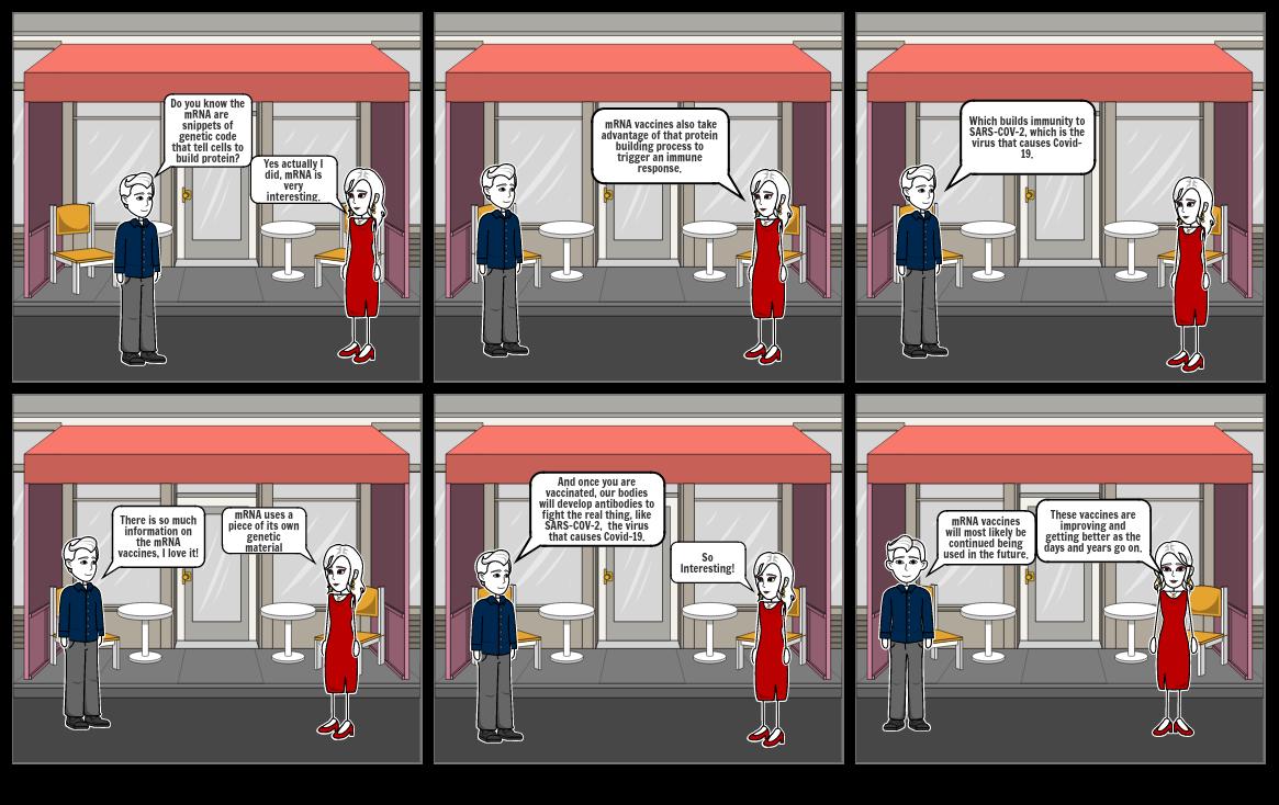 Vaccine Storyboard