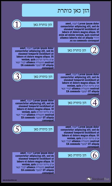 תהליך עיצוב מידע -3