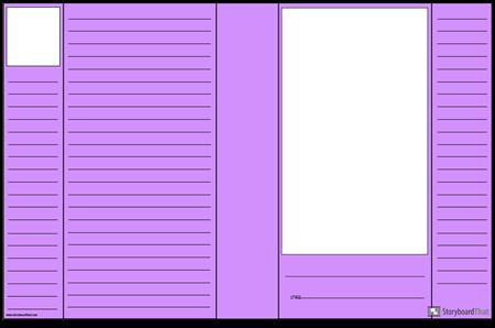 כריכת ספר פוסטר 3