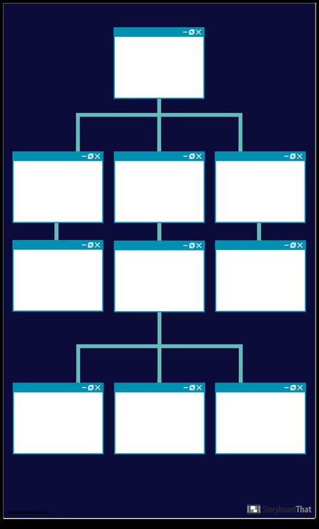 זרימת משתמשים - Wireframe-2