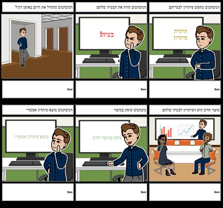 תבנית מסע לקוח 2