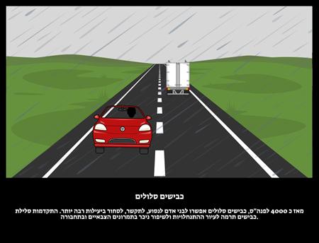 כבישים סלולים