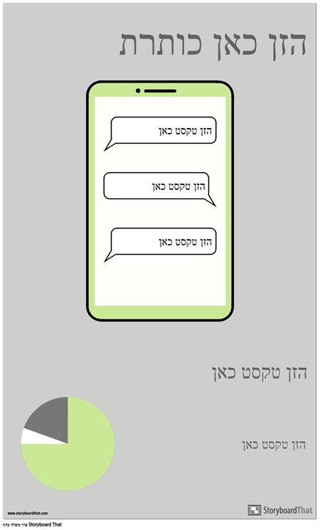 טלפון PSA אינפוגרפיק