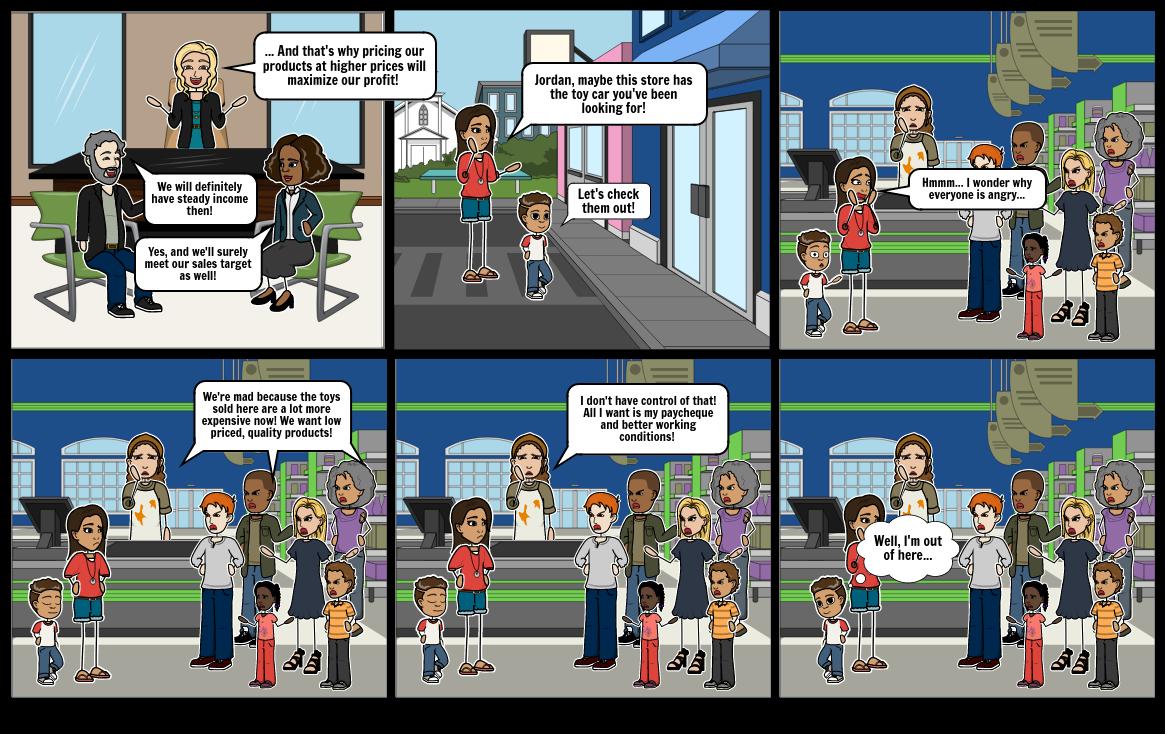 stakeholders comic