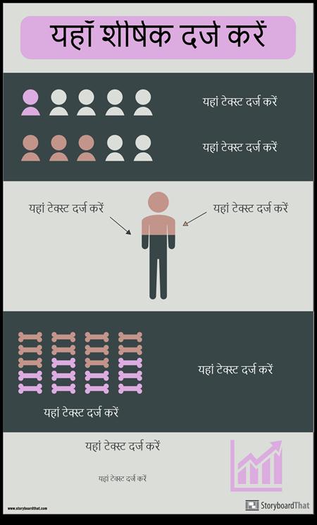 स्टैटिस्टिक इन्फोग्राफिक