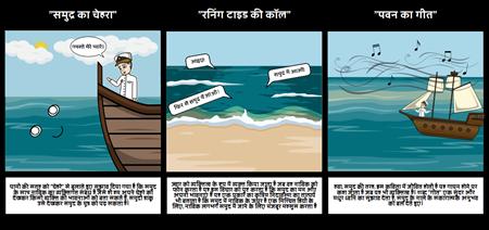 सागर बुखार अलंकारिक भाषा