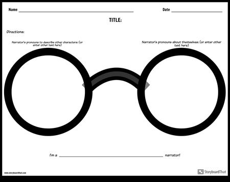 प्वाइंट ऑफ व्यू - चश्मा