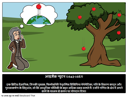 आइजैक न्यूटन