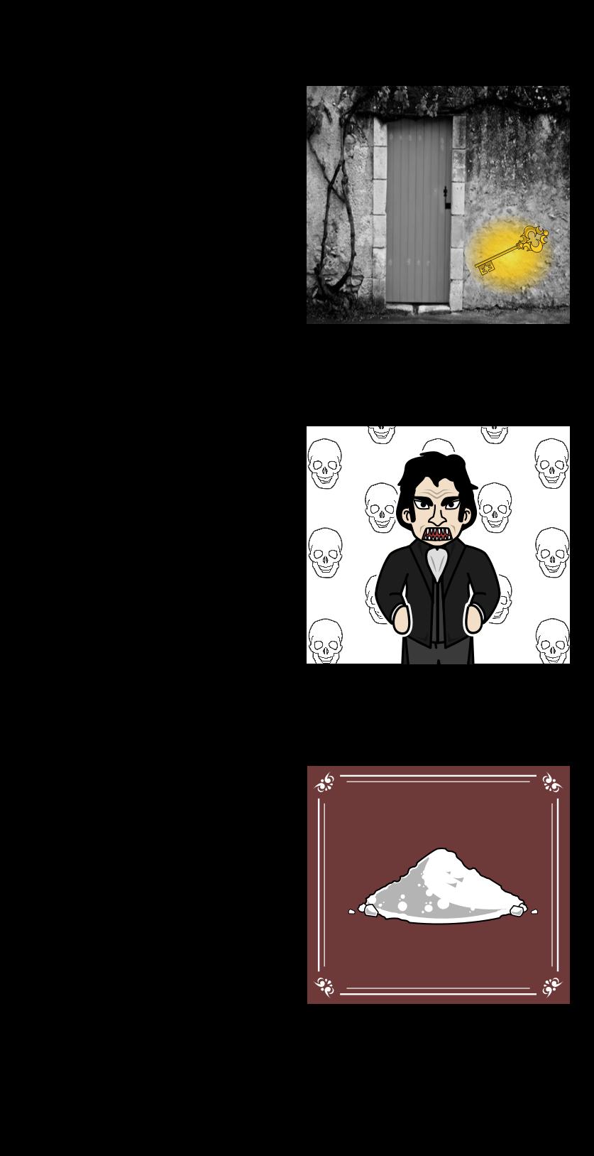 डॉ Jekyll और श्री हाइड थीम्स, रूपांकनों और चिह्न