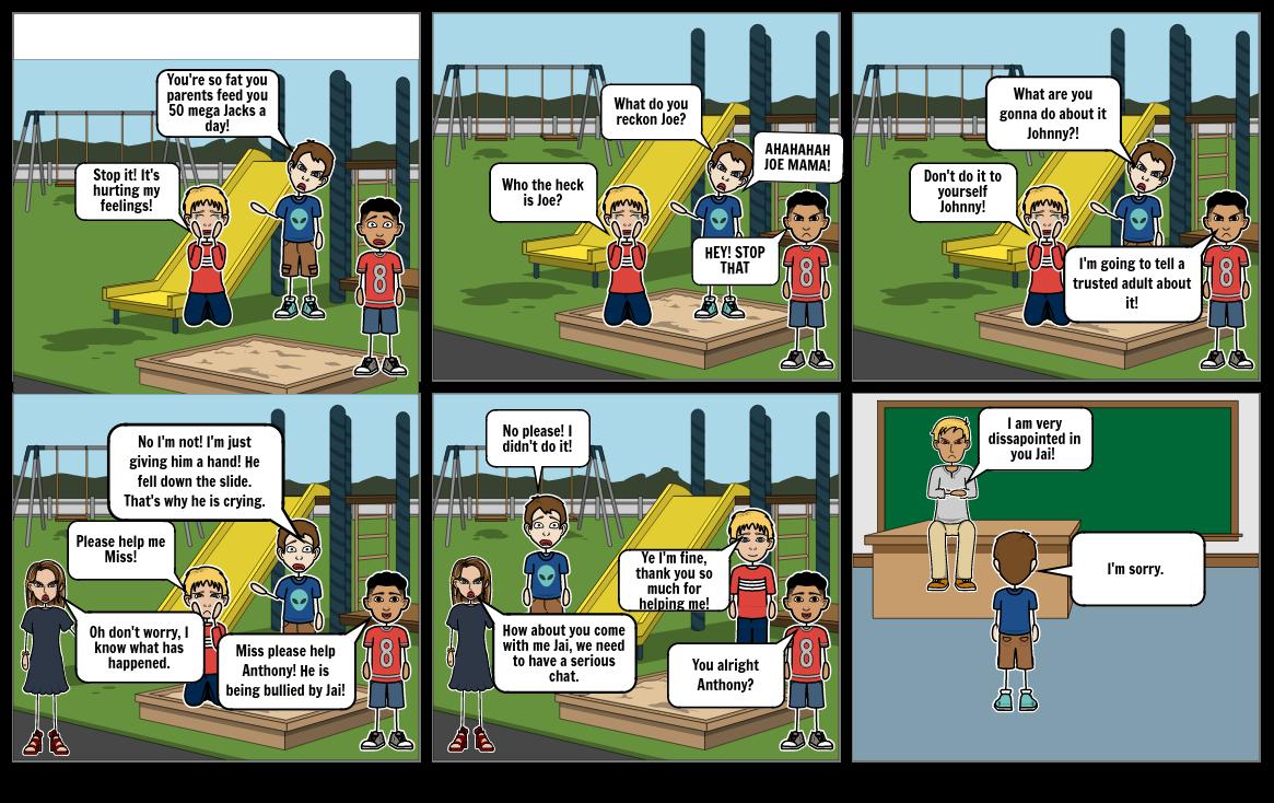 Bullying assessment - Health