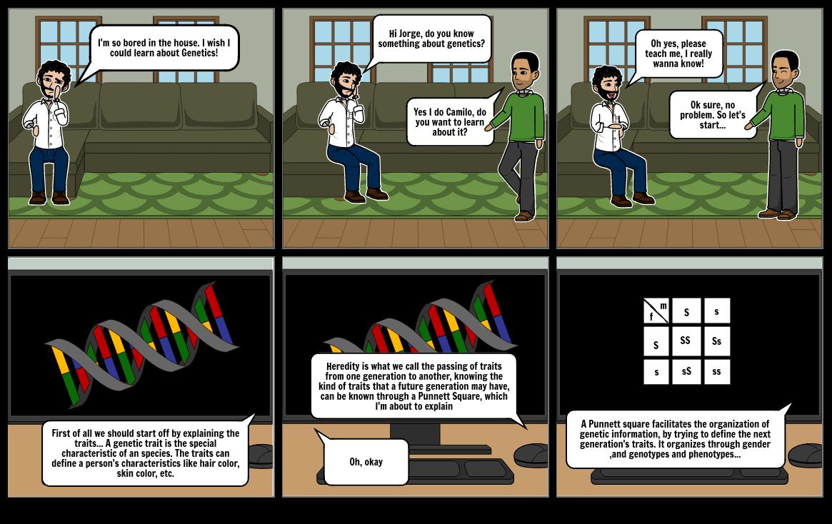 GENETICS I