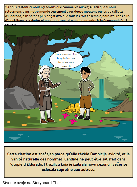 Candide: Citation Importantante