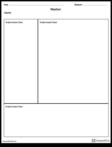 Cornell Notes - Osnovno