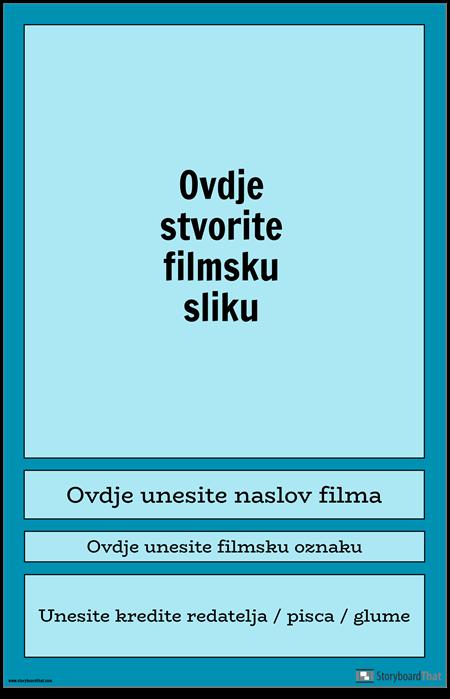Filmski Poster 1